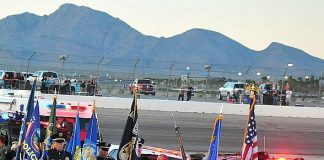 Las Vegas Motor Speedway to Honor First Responders at Hometown Heroes Night at The Bullring