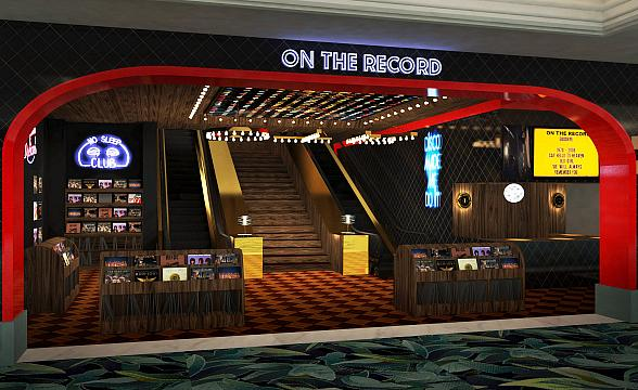 """Los Angeles' Houston Hospitality to Open First Las Vegas Nightlife Venue """"On The Record"""" at Park MGM"""