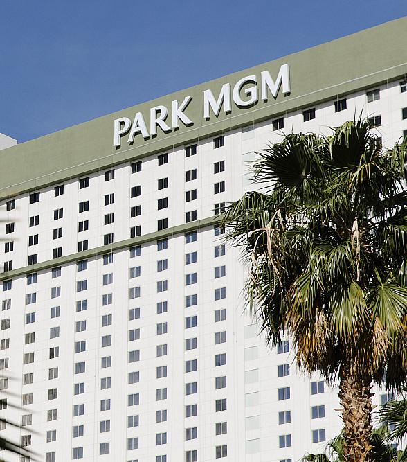 Park MGM Officially Takes Its Place on the Las Vegas Strip