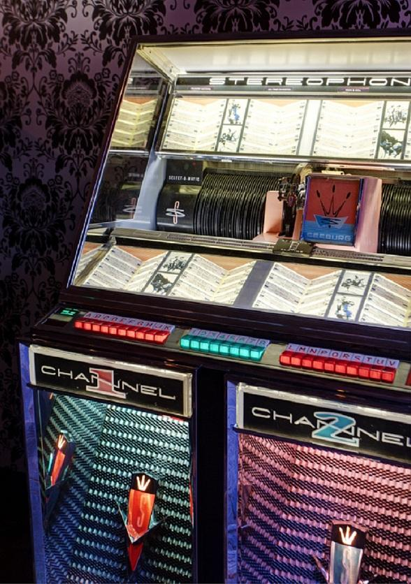 Jukebox Heroes Welcome at Park On Fremont During Happy Hour