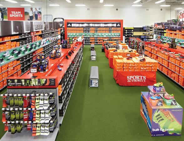 Sports Authority to Celebrate The Grand Opening of its New and Improved Las Vegas Stores