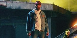 Chris Brown and Special Guest 50 Cent bring 'The Party' for 33-City North American Tour, Including Stop at MGM Grand Garden Arena Saturday, May 20
