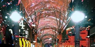 """Join The Party! Ring In 2018 at Fremont Street Experience During """"America's Party Downtown"""" Dec. 31"""