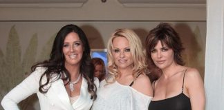 Patti Stanger, Pamela Anderson and Lisa Rinna