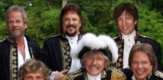 Paul Revere And The Raiders Ride Again at The Cannery July 14