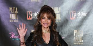 "Paula Abdul Celebrates Official Opening of Her New Residency ""Paula Abdul: Forever Your Girl"" at Flamingo Las Vegas"