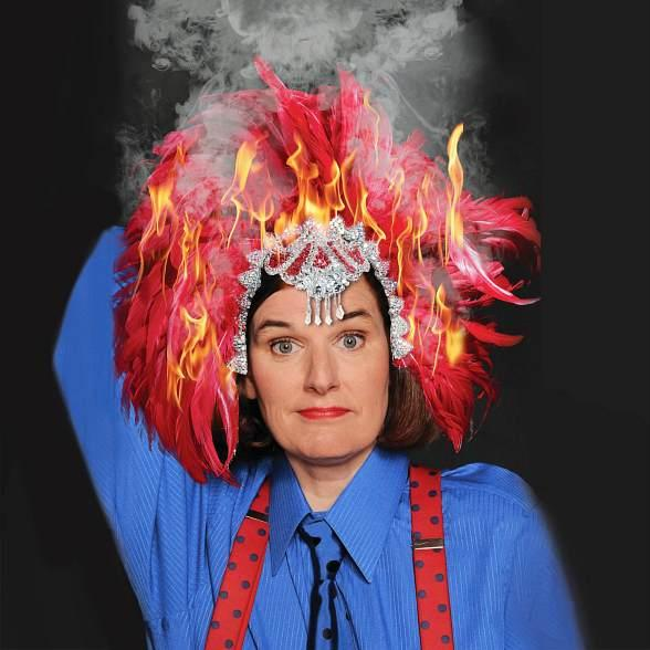 """Paula Poundstone Brings """"Hottest Show in Vegas"""" to The Orleans Showroom Jan. 25-26"""
