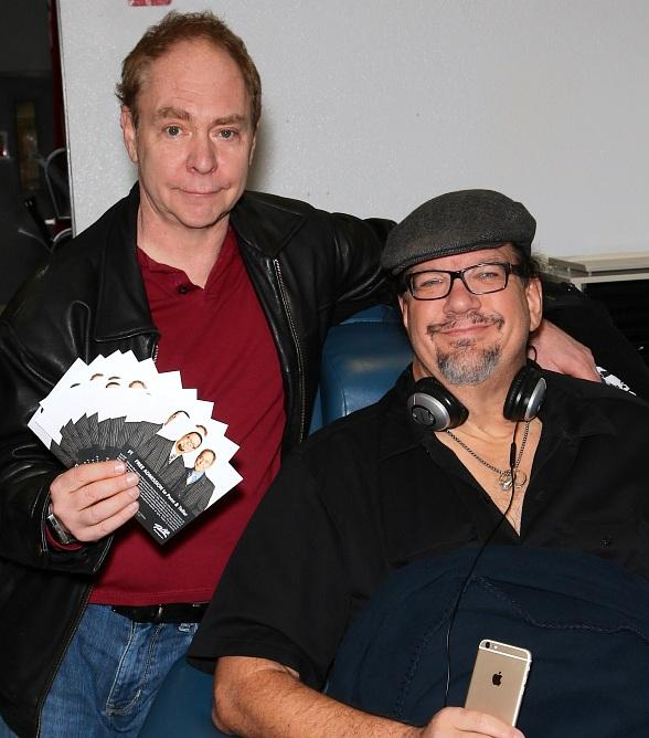 """Penn & Teller Kick Off """"13 Bloody Days of Christmas"""" at United Blood Services"""
