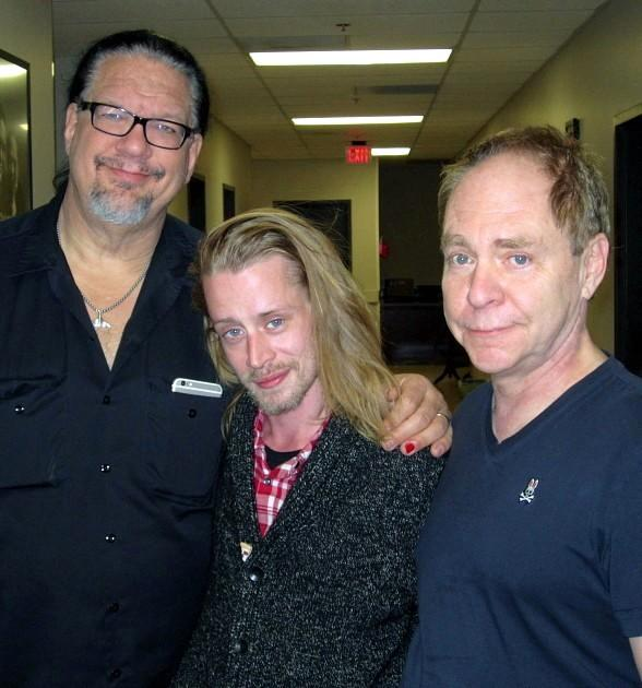 Macaulay Culkin Spotted at Penn & Teller at Rio All-Suite Hotel & Casino