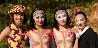 """Run Away with Cirque du Soleil"" Returns to Springs Preserve for 18th Annual 5K Run and 1-Mile Walk, March 2"