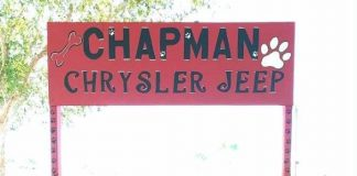 "Chapman Chrysler Jeep Kicks off Its Fourth Annual ""Pamper Your Pet"" Event in Honor of Pet Wellness Month and Adopt-A-Dog Month"