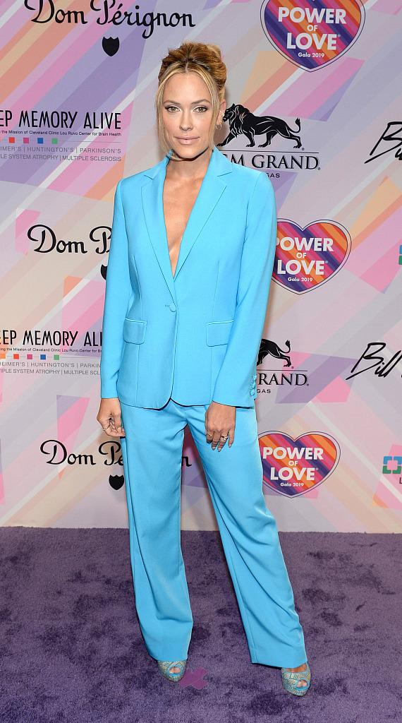 Peta Murgatroyd at Keep Memory Alive's 23rd Annual Power of Love Gala
