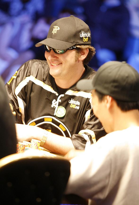 """Mike Hammer and Brian Shapiro of """"The Vegas Take"""" on CBS Sports Radio welcome Poker Pro Phil Helmuth, and Journalist Robin Leach on Saturday, October 15"""