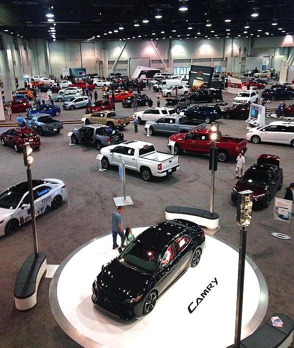 MotorTrend International Auto Show Shifts into Gear, Bringing 2020 Models to Las Vegas Sept. 13-15