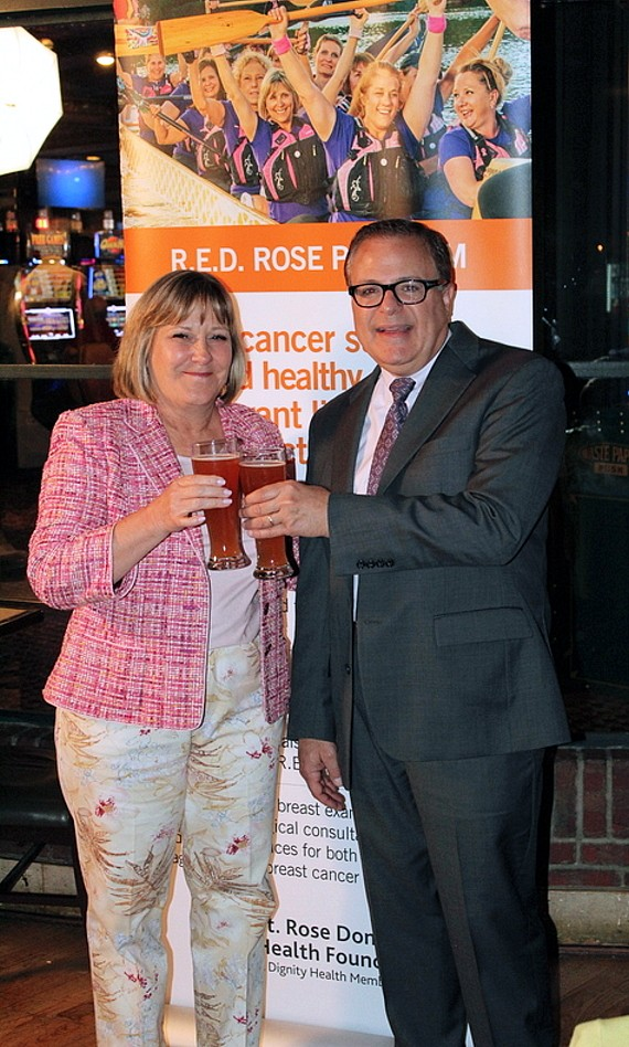 Boyd Gaming Unveils Red Rose Brew in Support of Breast Cancer Awareness Month at Triple 7