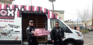 Pinkbox Doughnuts and Siegel Cares Deliver Doughnuts to Healthcare Providers and First Responders