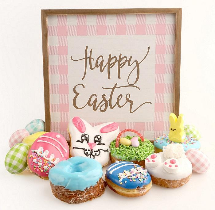 Hop Into Spring at Pinkbox Doughnuts with Easter Themed Treats and New Doughnut of the Month Throughout April