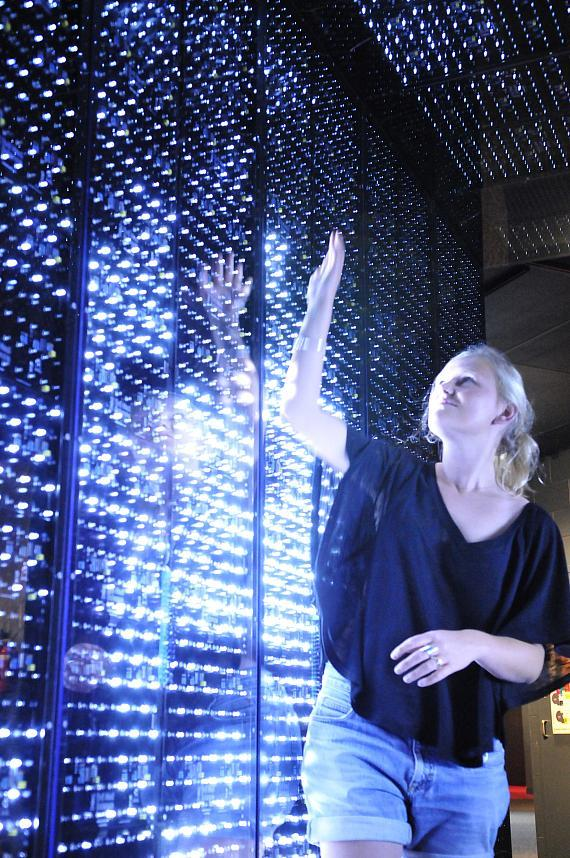 """""""Playing with Light"""" Exhibit Illuminates the Springs Preserve"""