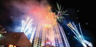 New Year's Eve at Oscar's and The Plaza Hotel & Casino