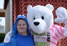 Support Special Olympics at the 2018 Las Vegas Neon Polar Plunge at Caesars Palace