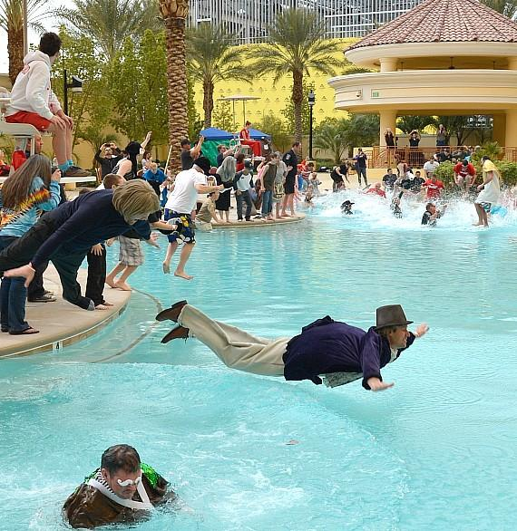Plunge with a Purpose: Special Olympics to Host 2019 Las Vegas Polar Plunge on March 16