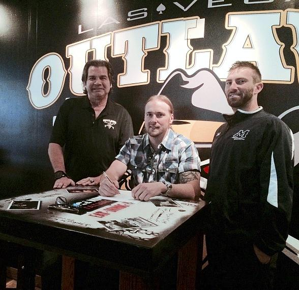 Las Vegas Outlaws Announce the Signing of Wide Receiver Tysson Poots