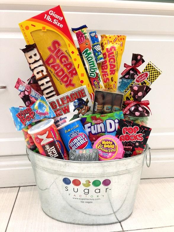 Sugar Factory to Celebrate Dads with Father's Day Gift Basket