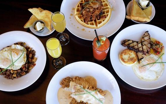 Treat Dad to Free Barbeque Brunch on Father's Day at Pot Liquor Contemporary American Smokehouse