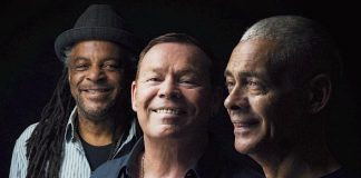 """""""Fools Rush in Weekend"""" with UB40 Featuring Ali, Astro and Mickey July 27-28"""