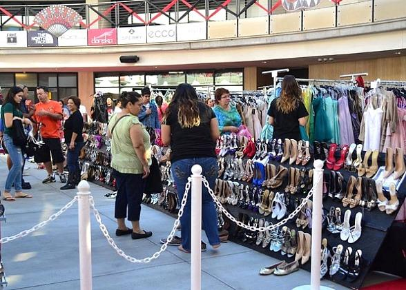 PROJECT 150 calls for Donated Formal Wear for Las Vegas Prom Closet Event