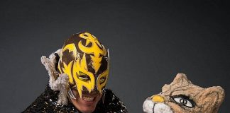 """""""Lucha VaVOOM"""" Kicks off Mexican Independence Day Weekend at Brooklyn Bowl Las Vegas, Sept. 13"""