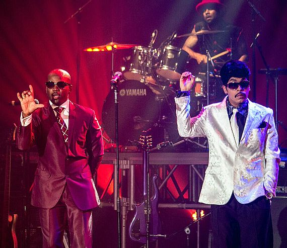 Purple Reign Kicks off New Residency with Grand Opening Celebration at Tropicana Las Vegas