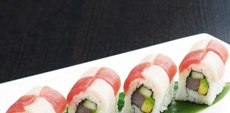 "RA Sushi Bar & Restaurant Celebrates 21st Birthday with a Month-Long Celebration Featuring An Innovative, Limited-Time ""Spiked"" Sushi Roll, Sake Special, and a Sushi Rolling Class"