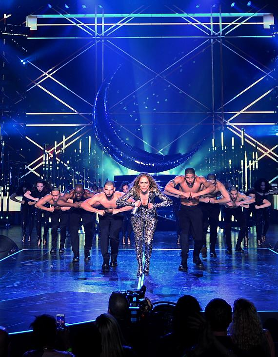 "Jennifer Lopez Debuts New Las Vegas Show ""Jennifer Lopez: All I Have"" at Planet Hollywood Resort & Casino"