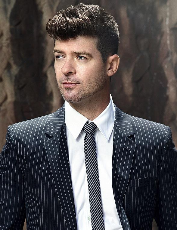 Music Artist Robin Thicke to Kick Off NYE Weekend with Performance at Apex Social Club at Palms Casino Resort Dec. 29