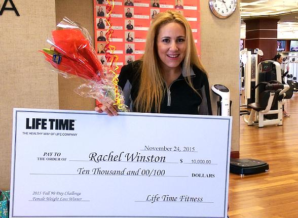$40,000 up for Grabs in 90-day Weight Loss Challenge at Life Time Athletic