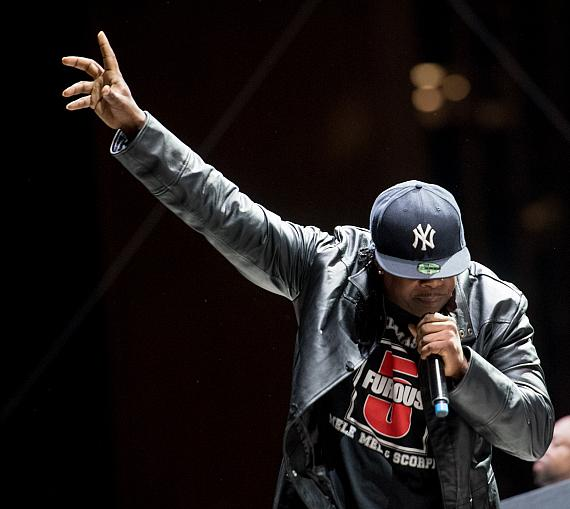 Sugarhill Gang, Naughty by Nature, Grandmaster Melle Mel, EPDM and Public Enemy Bring Old-School Nostalgia to Downtown Las Vegas Events Center