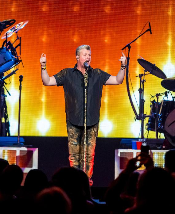 """Rascal Flatts Launches Second Residency """"Rascal Flatts Rhythm & Root"""" at The Joint at Hard Rock Hotel & Casino Las Vegas"""