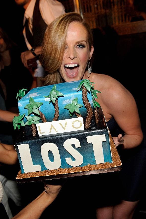 Actress Rebecca Mader Hosts LOST Series Finale Party at LAVO