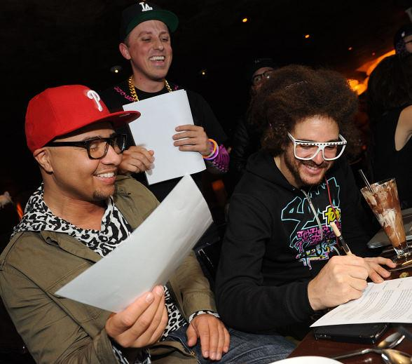 LMFAO's Redfoo Returns to Marquee Nightclub in 2012 for Party Rock Mondays