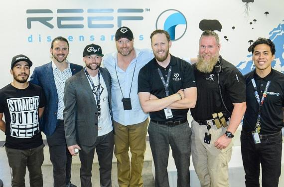 Reef Dispensaries Staff