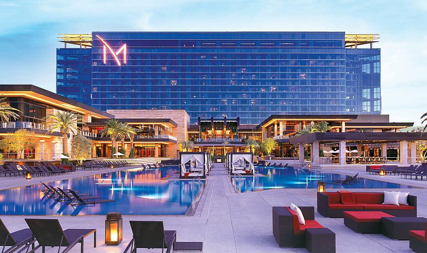 "M Resort Spa Casino Celebrates Reopening and Announces ""No Resort Fee Summer"""