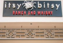 Itsy Bitsy: Ramen and Whisky Celebrates Grand Opening in Downtown Las Vegas, DJ David Guetta in Attendance