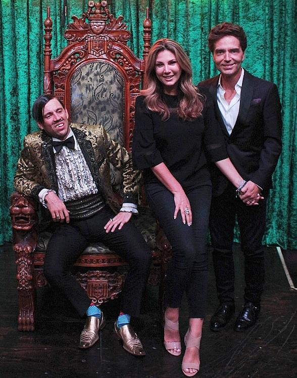 """Richard Marx Debuts """"Satisfied: Only The Hits,"""" in the Donny & Marie Showroom at Flamingo Las Vegas"""