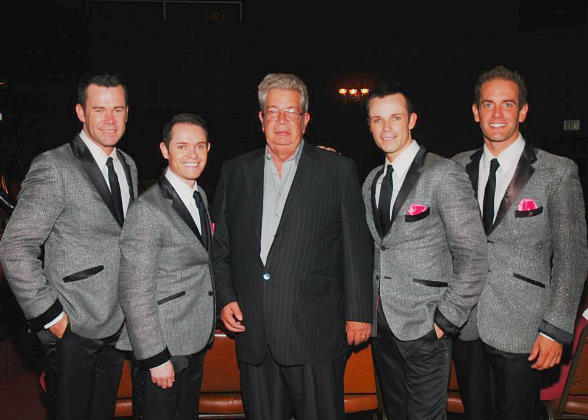"""Pawn Stars' Richard """"The Old Man"""" Harrison Attends Human Nature"""