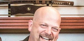 """Rick Harrison Leads 5th Annual """"Pawn Stars Poker Run"""" to Benefit Epilepsy Foundation of Nevada October 14, 2018"""