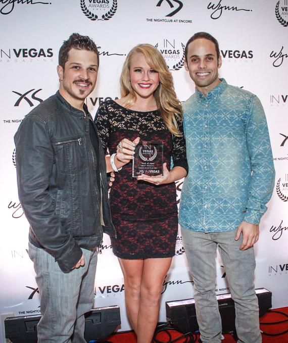 Rock of Ages at In Vegas Awards 2013 at XS Nightclub
