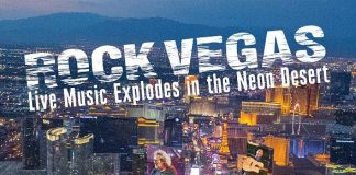 "Pat Christenson, author of ""Rock Vegas - Live Music Explodes in the Neon Desert"""