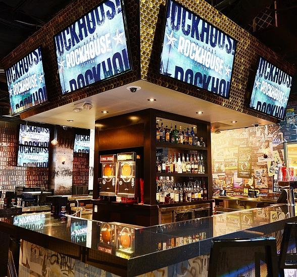 Rockhouse to Slam-Dunk March Mayhem Drink Specials
