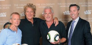 """Rod Stewart to Kick-Off Another Two-Year Run of """"Rod Stewart: The Hits"""""""